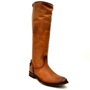 Frye Womens Melissa Knee High Riding Boots 9.5